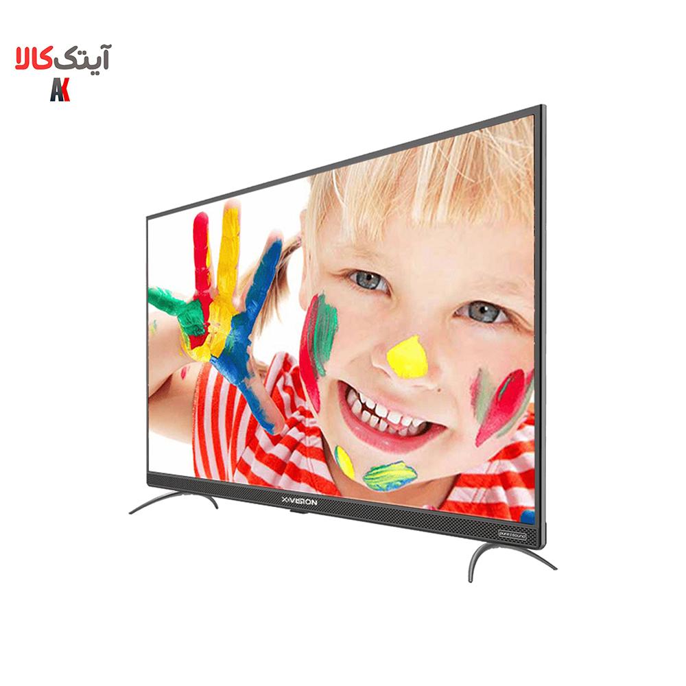 تلویزیون ال ای دی ایکس ویژن مدل 43XT745